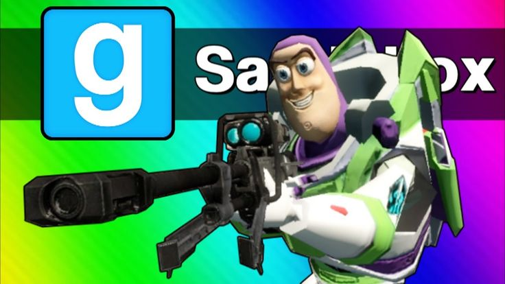 Gmod Sandbox Funny Moments - Sniper Battle, Ninja Vanish, C4 Cocoon! (Ga...