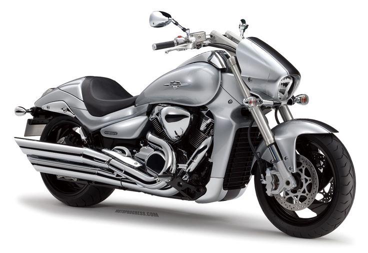 Suzuki Intruder M 1800 R En savoir plus sur www.motoprogress.com
