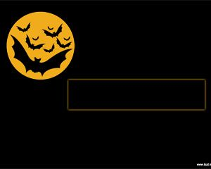 This free Halloween PowerPoint template with bats, moon and a dark background is a nice Halloween PowerPoint design that you can download to make presentations on Halloween ideas and topics