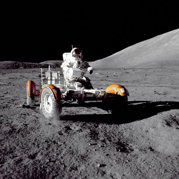Eugene Cernan: Last Man on the Moon