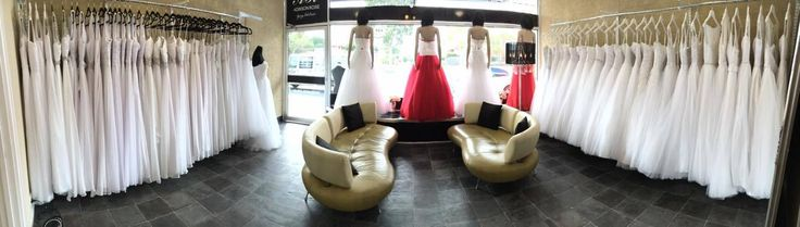 A panorama of our lovely store.