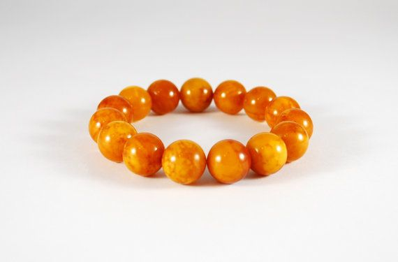 Unique genuine antique Baltic amber beaded by AmberAndMore on Etsy