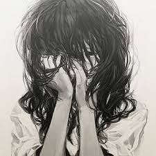 Manga and search on pinterest - Image triste manga ...