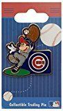 #8: Disney Pin - Mickey Mouse MLB - Chicago Cubs