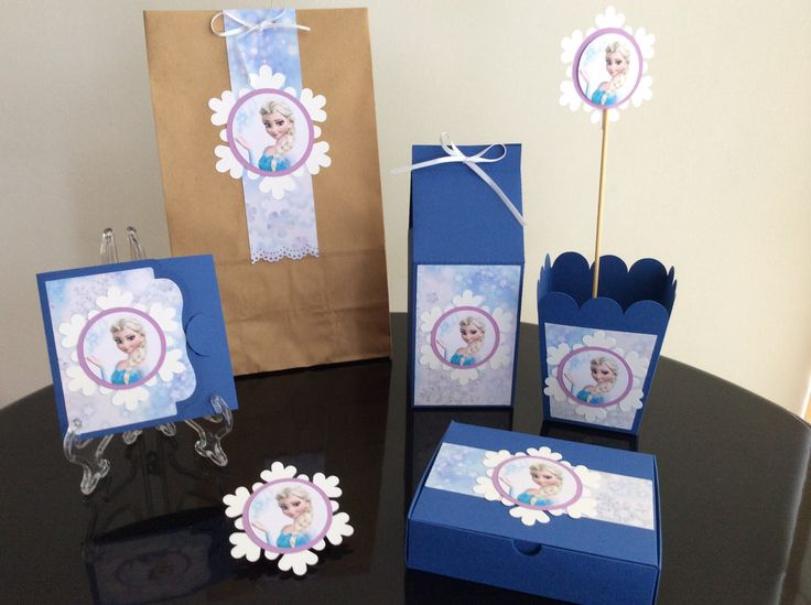 party set - Elsa Frozen