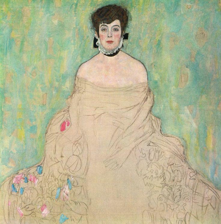 Amalie Zuckerkandl / 1918