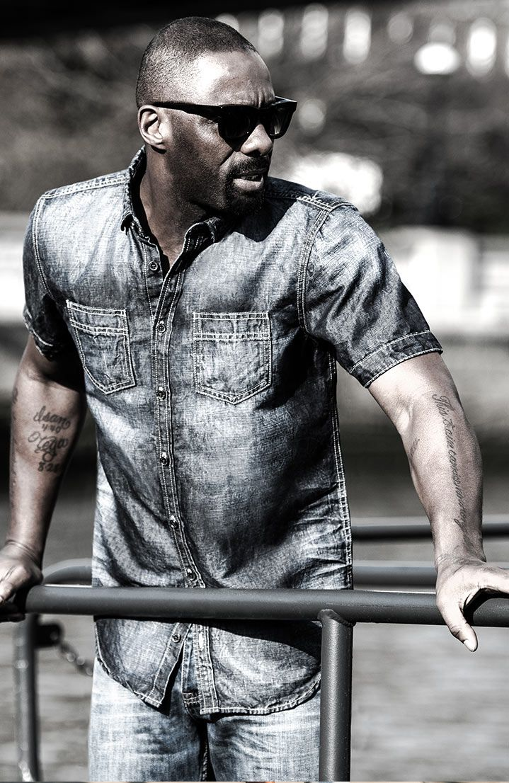 Shirts For Men | Idris Elba + Superdry