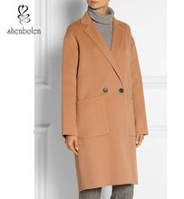 2015 New design high quality camel winter coats,long womens overcoats wool China factory Supplier M40653  Best Buy follow this link http://shopingayo.space