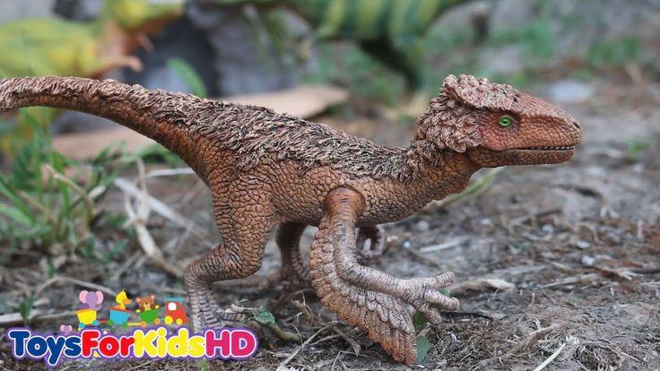 Dinosaurios para niños Lo Mejor de la Colección de Dinosaurios de Juguete Schleich Dinosaurios