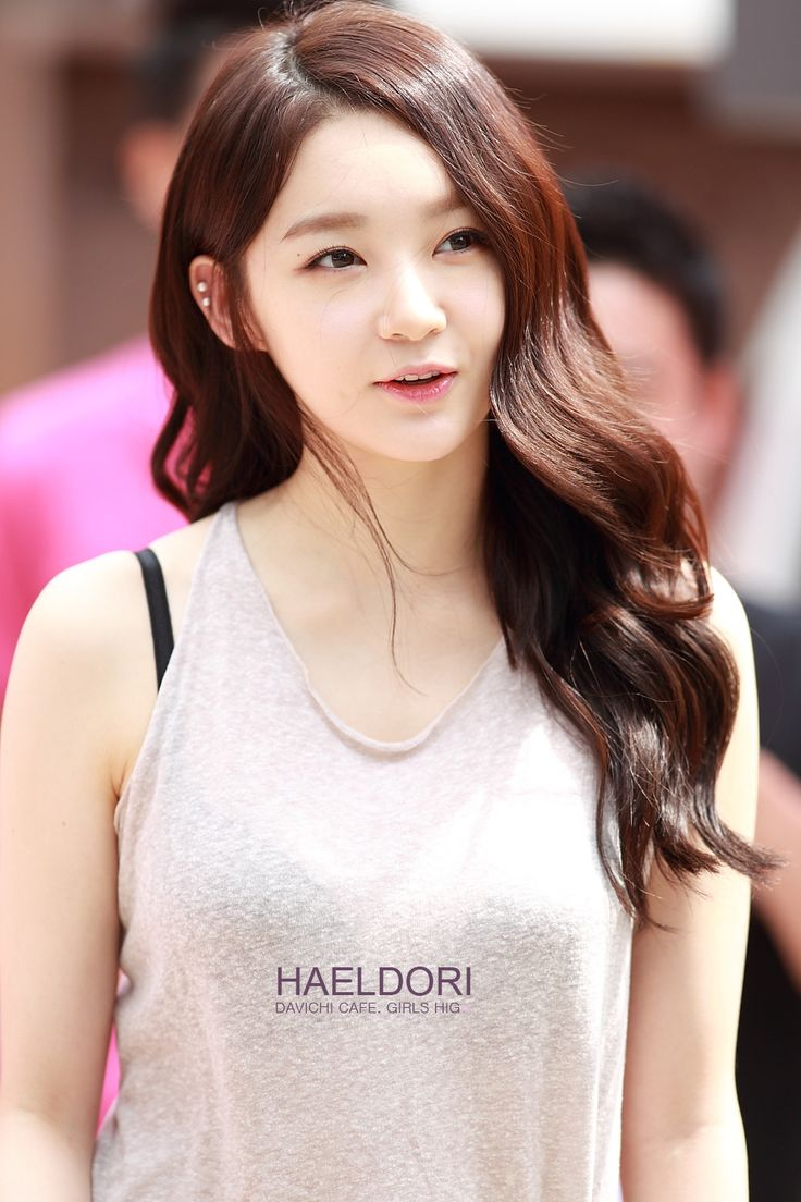 Kang Min Kyung of Davichi, the goddess #davichi #pure #thebeauty