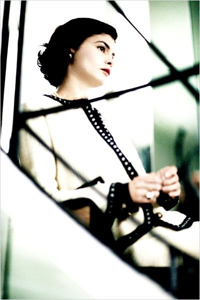 Coco avant Chanel : photo Anne Fontaine, Audrey Tautou