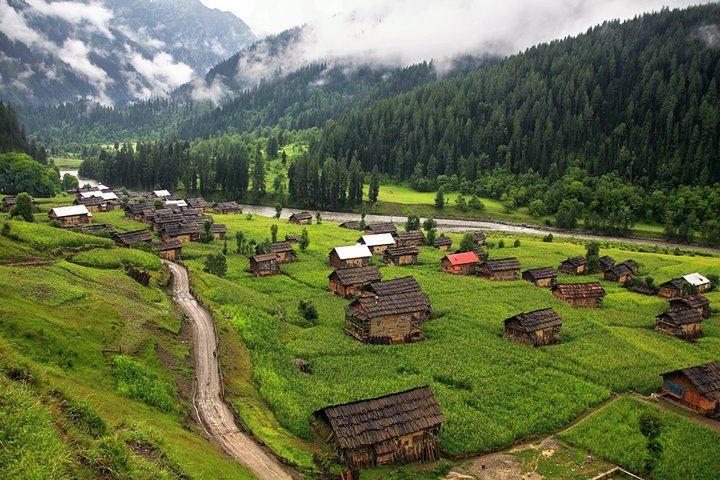 Neelum Valley Kashmir Pakistan Is The Most Beautiful Scenic Location In Northern Pakistan Its