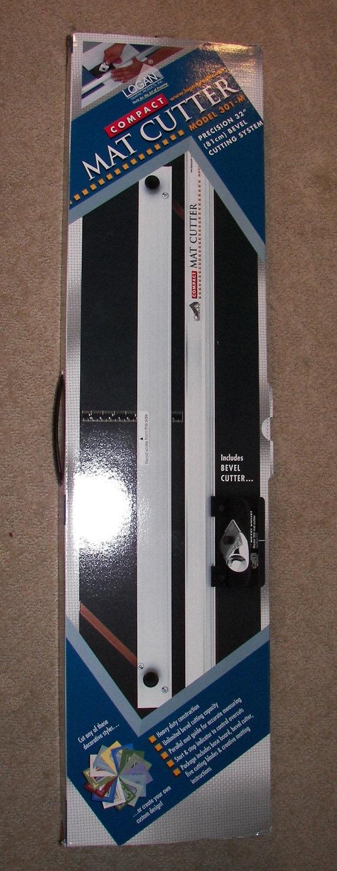 Logan Compact Mat Cutter Model 301 M Precision 32 By Ilovemy1984 120 00 Locker Storage Cutter Craft Items
