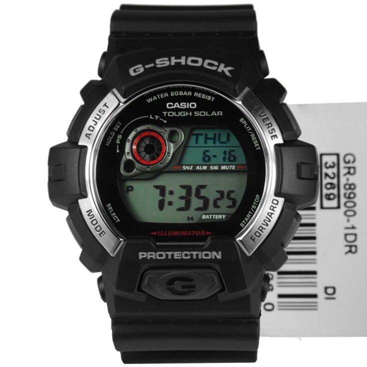 Casio G-Shock Tough Solar Watch GR-8900-1 GR8900 Special Prices