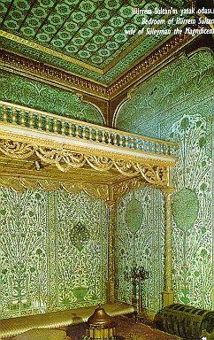 topkapi palace Chamber of Hurrem Sultan