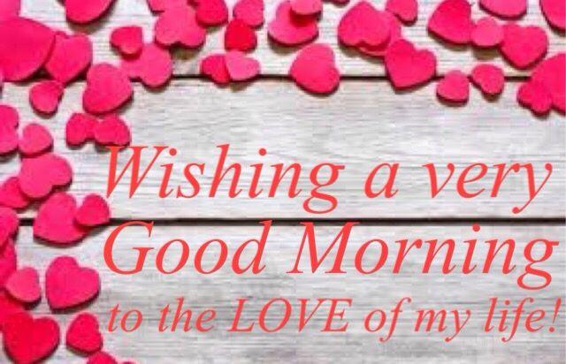 Kubek Good Morning Love Of My Life : Mejores imágenes de good morning love quotes en