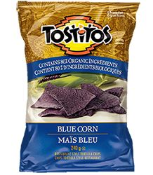 Tostitos® Organic Blue Corn Tortilla Chips #InspireTheSeason