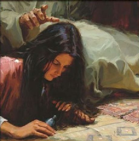 MARY MAGDALENE - BIBLE STUDY ACTIVITIES