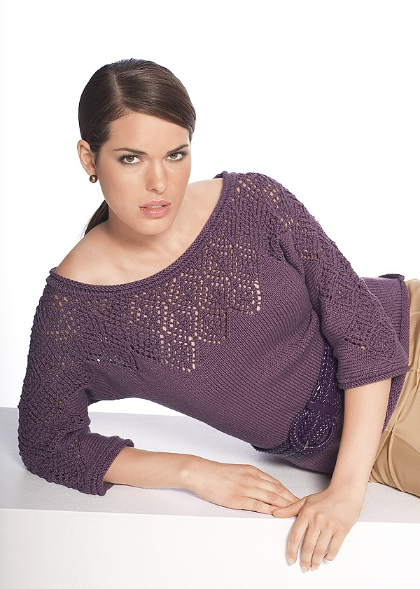 Lacy jumper