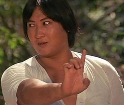 Sammo Hung - you wouldn't have 3/4s of the best action films (and Martial Law) without this guy! :)