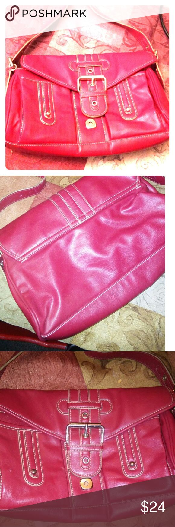 Tommy Hilfiger Purse Tommy Hilfiger Red Purse Tommy Hilfiger Bags