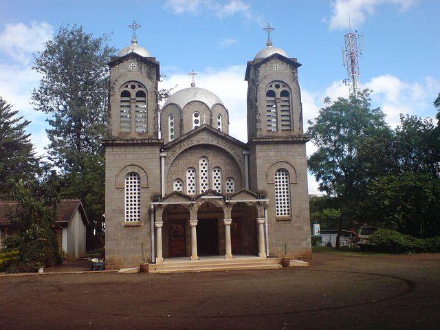 churches in Nairobi Kenya | Greek Orthodox Church in Nairobi