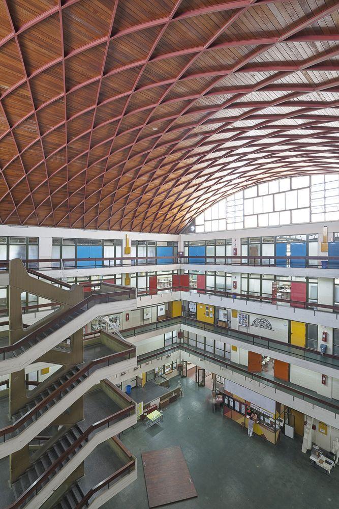 Centro Universitario Ingeniero Roberto Herrera, Bloque de la Facultad de Arquitectura y Urbanismo de Tucumán - ARQA