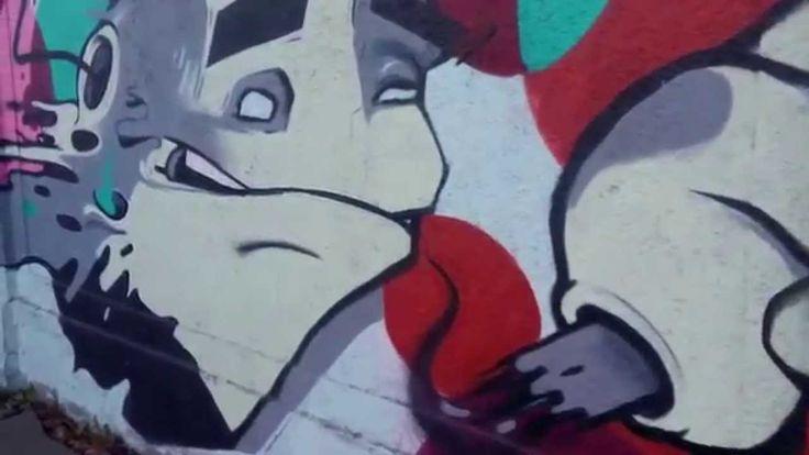 Graffity - SŁUPSK ul. Artura Grottgera