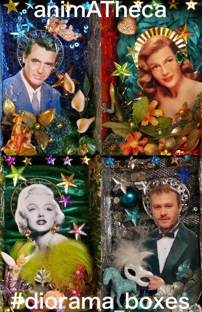 Cary, Rita, Marilyn and Heath