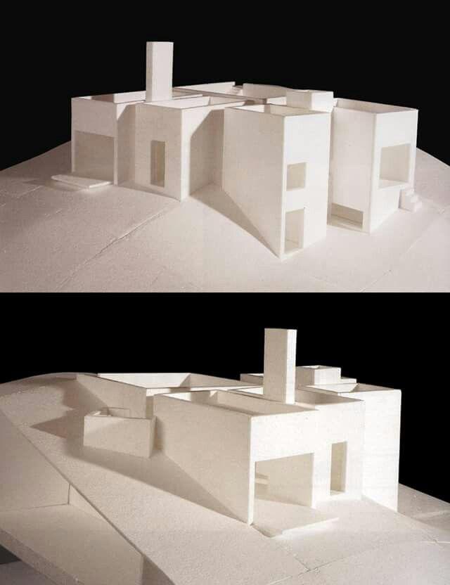 Casa na Arrabida, ESM, model