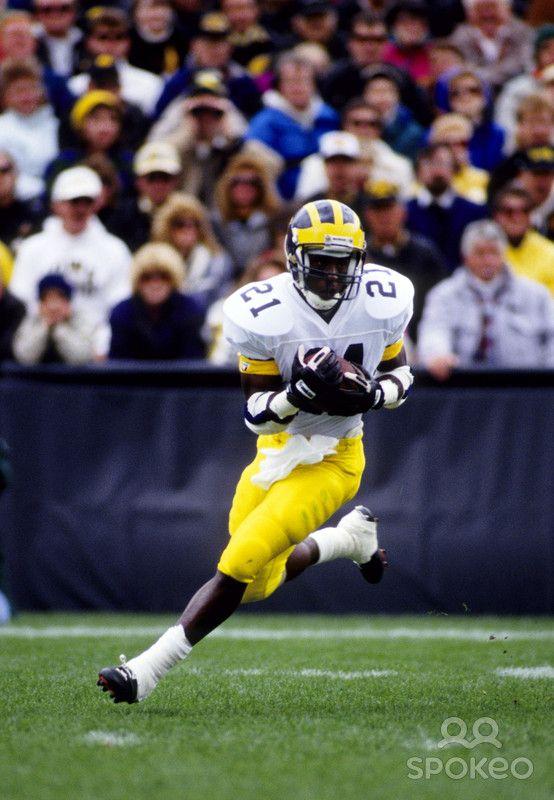 Michigan's  Desmond Howard
