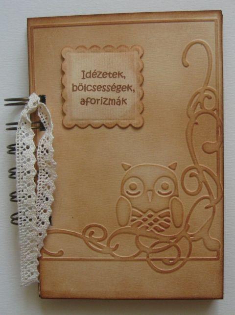 Idézetek, bölcsességek, aforizmák könyve , Milevi, meska.hu