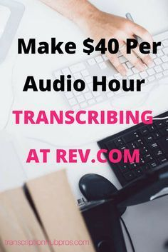 Rev.com Review: Online Transcription Jobs for Beginners