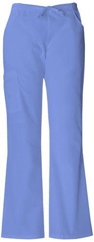 Pantalon Mujer Color Azul Cielo - http://www.dickies.pe