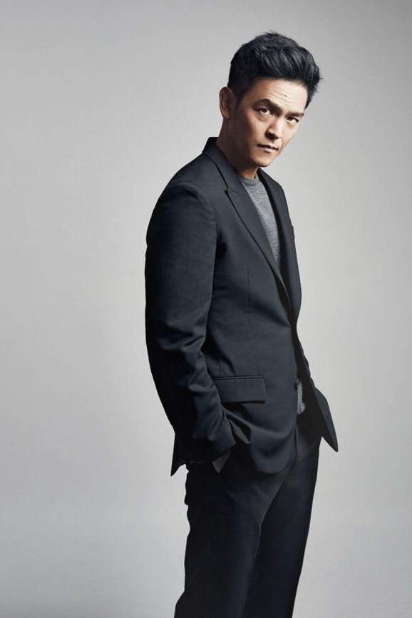 John Cho on race, Mr. Sulu's sexuality, and his magical weed-conjuring abilities.