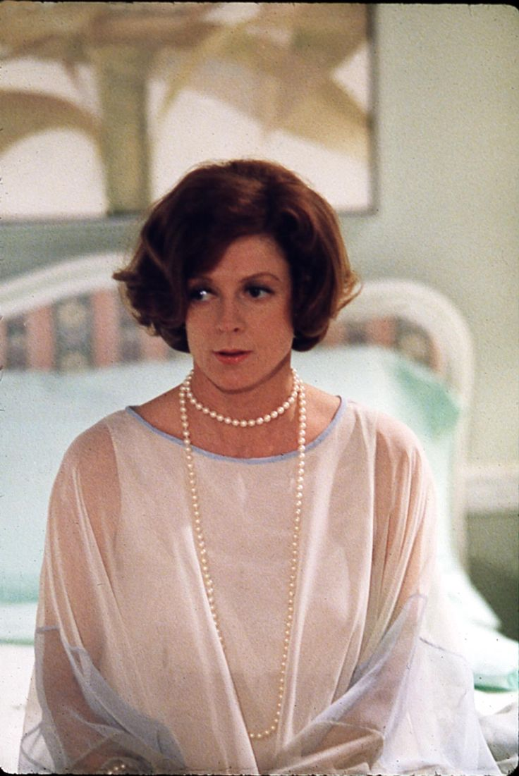 Best Supporting Actress 1979 - Maggie Smith as Diana Barrie in California Suite  (Oscars/Academy Awards)