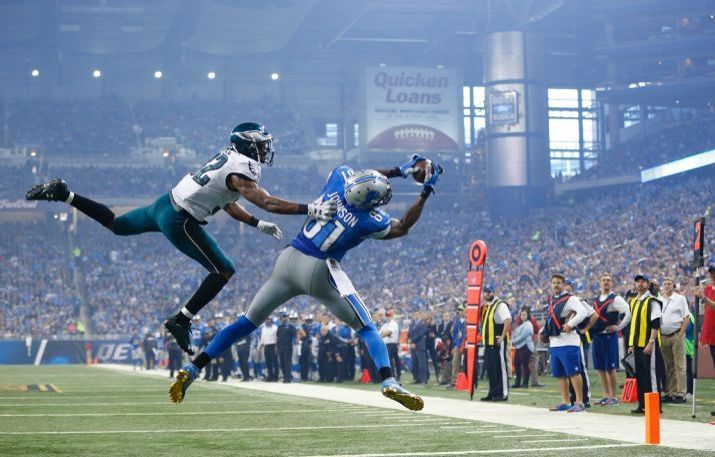 Calvin Johnson, 11/26/2015