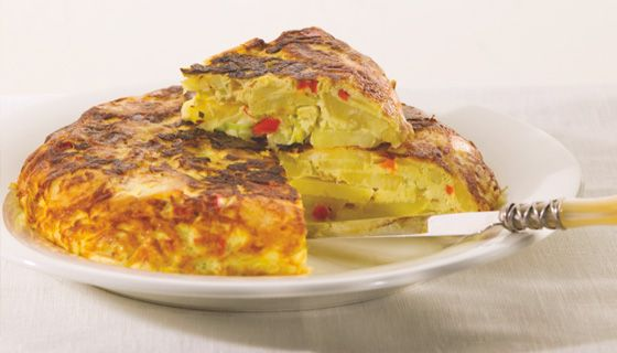 tortilla (vegetarisch)