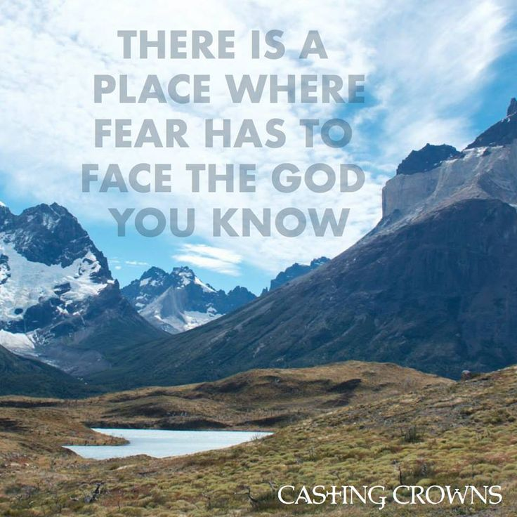 Oh my Soul : Casting Crowns