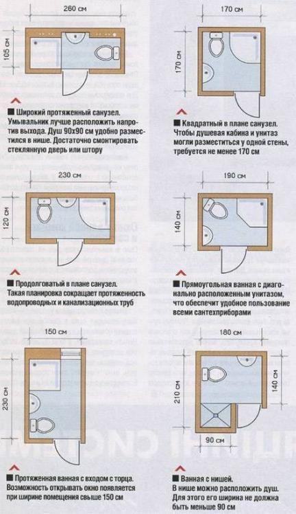 Trendy Bath Room Layout Dimensions Bath 59+ Ideas