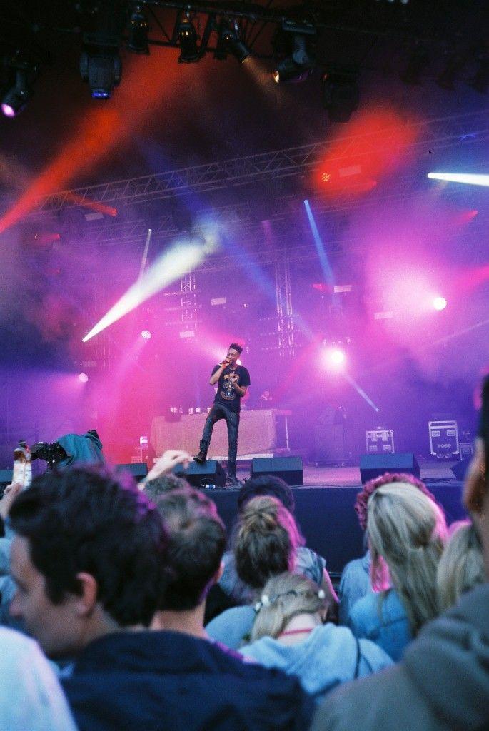Glastonbury 2014 – Danny Brown – Park Stage