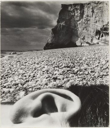 Bill Brandt (British, born Germany. 1904–1983)  Seaford, East Sussex Coast