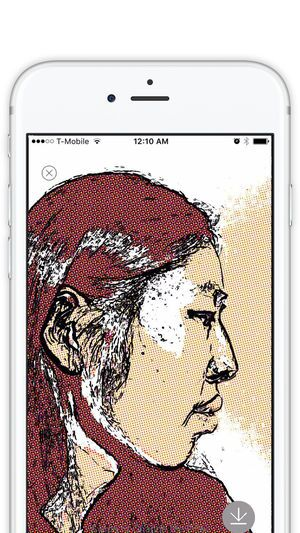 Vatoon-Make videos with cartoon effects on the AppStore