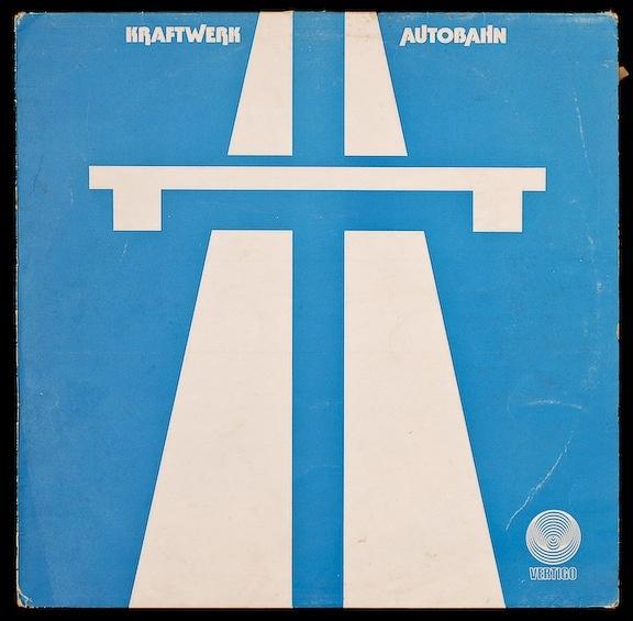 Kraftwerk Autobahn Lp 1974