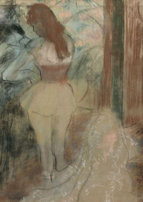 dappledwithshadow: Edgar Degas