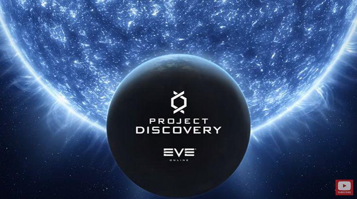 Project Discovery es un nuevo juego con el que pueden contribuir a la ciencia descubriendo exoplanetas reales