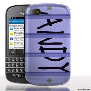 Coque BlackBerry Q10 Andy | Coque de protection arriere. #Coque #BlackBerry #Q10 #Fun #Originale #Andy #Toy #Story