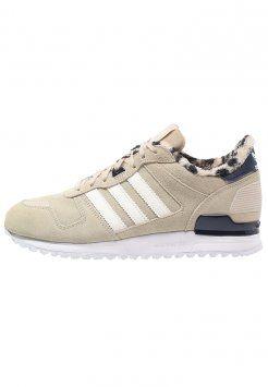 adidas Originals - ZX 700  - Sneakers laag - dust sand/offwhite/night indigo