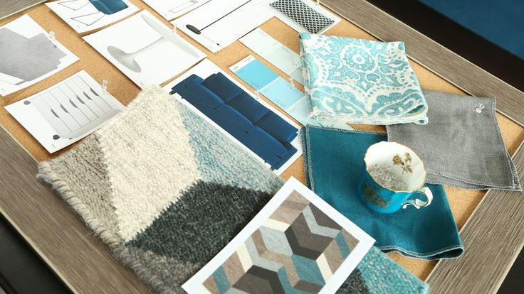 Apartment Makeover (Part 1): Create an Inspiration Board