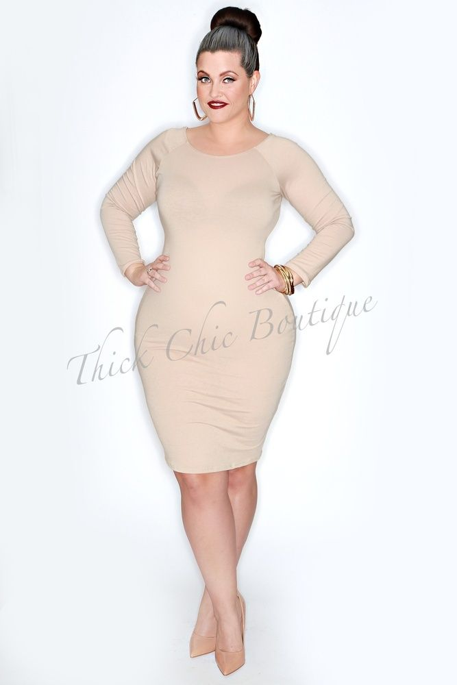 Scoop Neck Fitted Dress Thick Chic Boutique Yes I 39 M A Diva Pinterest Scoop Neck